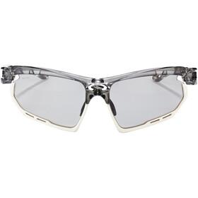 Rudy Project Fotonyk Glasses crystal graphite/white/impactX 2 photochromic black